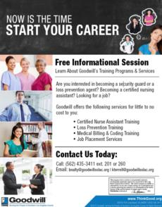 Goodwill Job Training